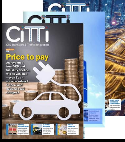 CiTTi Magazine Covers